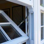 new sash window opening