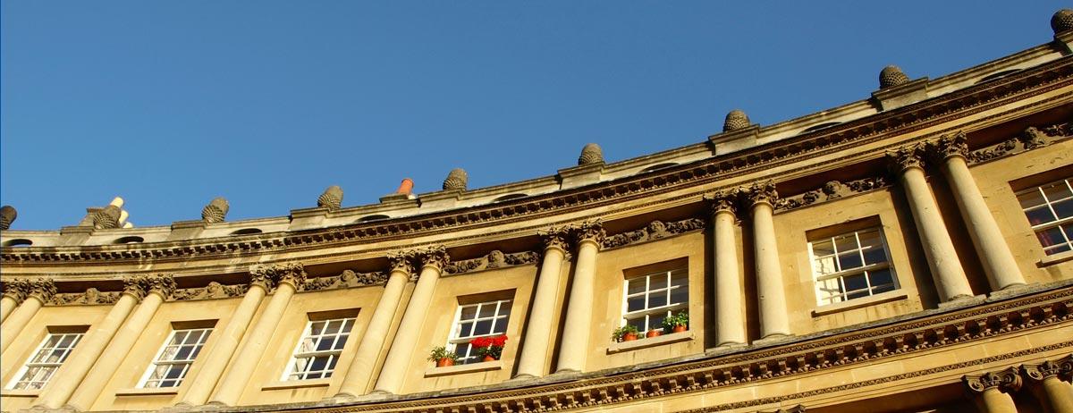 curved house sash window