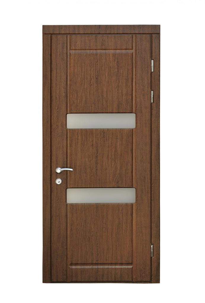 brown door new style