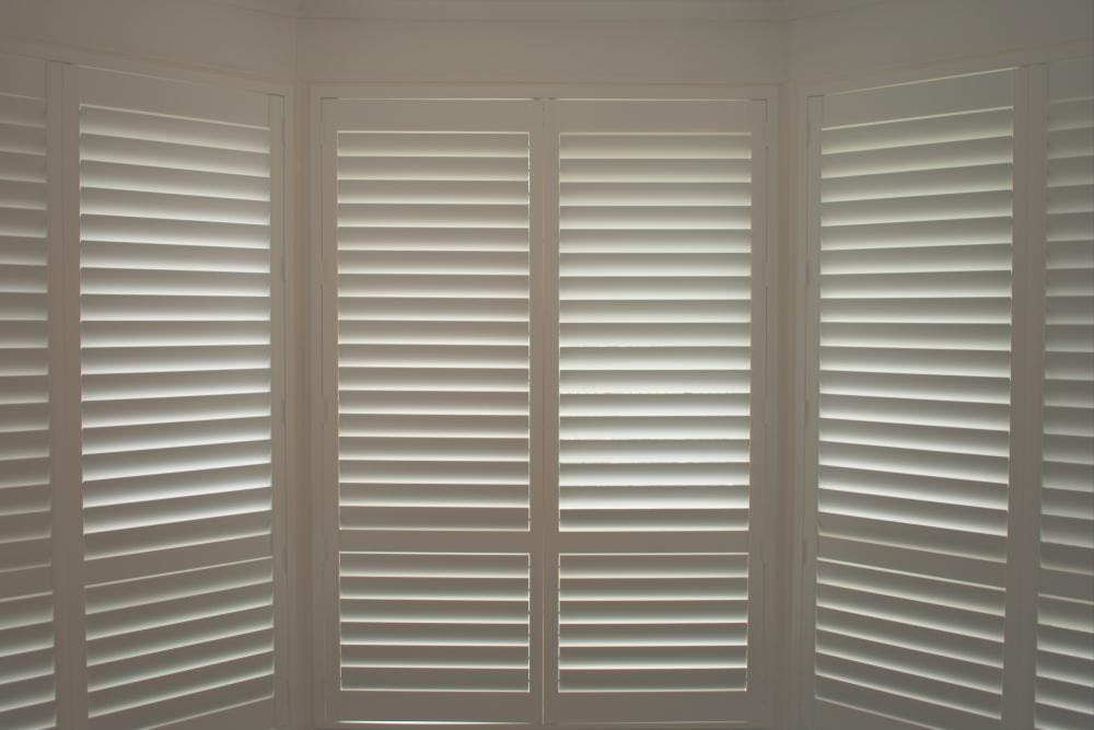 white shutters nice