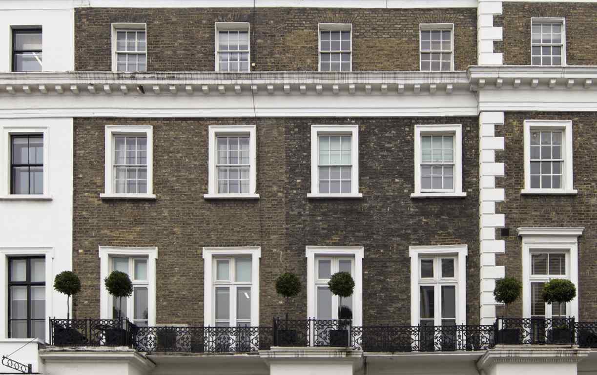 Sash windows Hackney