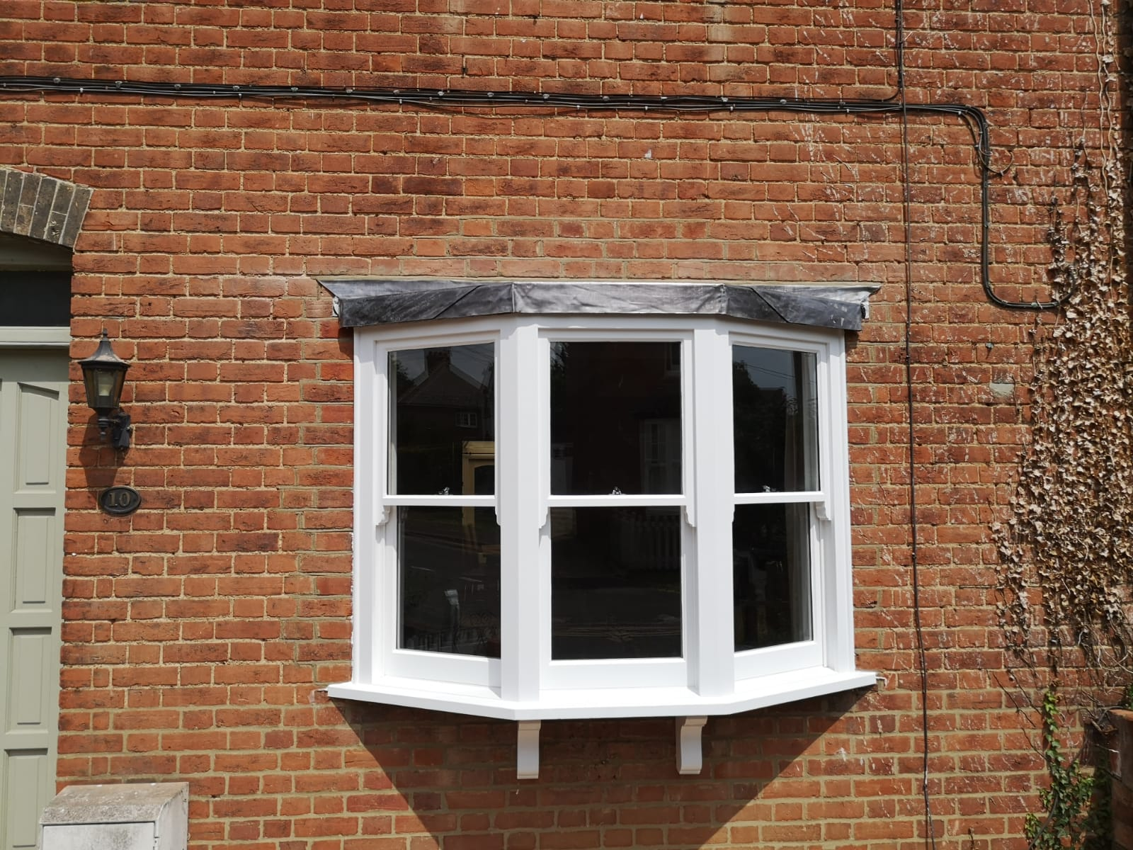 Ingatestone sash windows