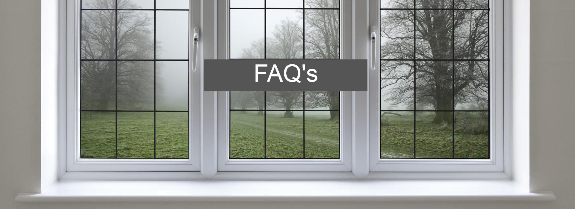 faqs sash windows
